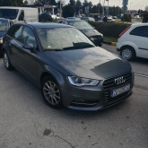 Audi A3 S-tronic automatic, 2014. god.