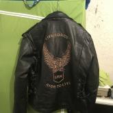 Motoristička Kožna jakna