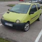Renault twingo 1,2 i god 2002 reg 01/2020 cjena 1350e
