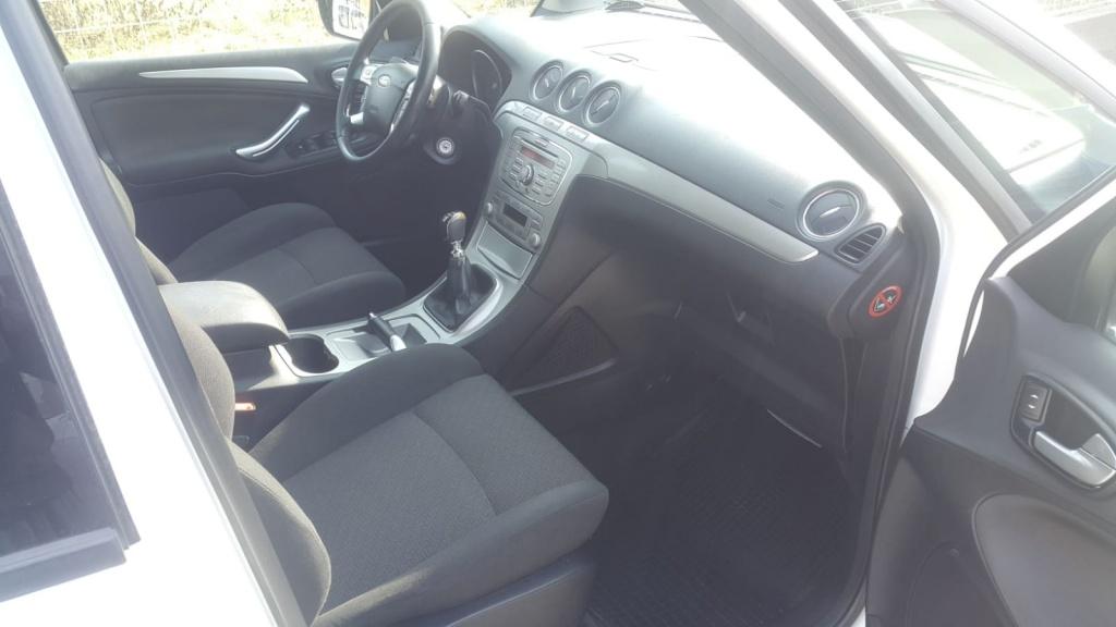Ford S-max 7 sjedala