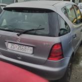 Mercedes A klasa 170 cdi automatik cijena je na ime kupca