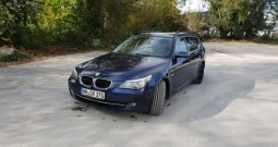 BMW 520 D Turing, 2.0, Euro 5 140 g CO2