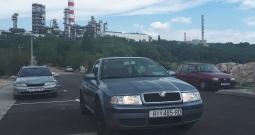 Škoda Octavia Tour 1.6 + plin