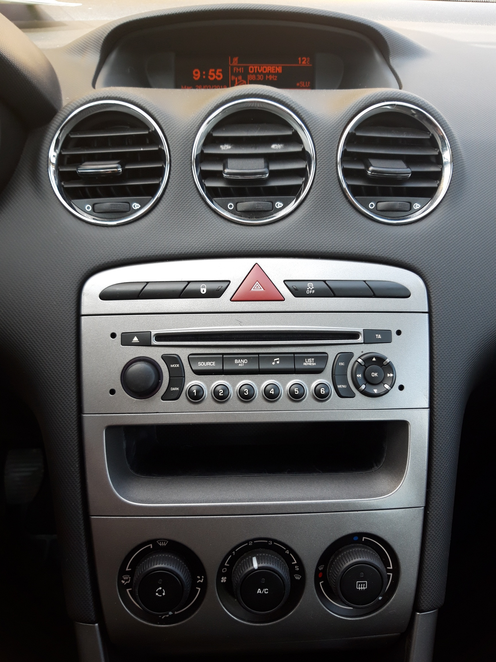 Peugeot 308 1.6 HDI 68kw - 5 godina garancije!