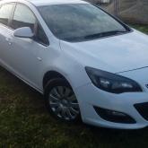 Opel Astra J 1.4 turbo + plin, kupljen u RH