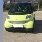 Smart ForTwo Coupe 45kw 700 cc