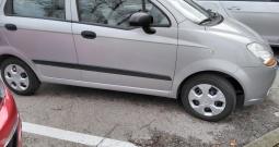 Chevrolet Spark, 0.8 SOHC