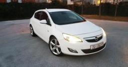 Opel Astra 1.6 Turbo Sport, LPG