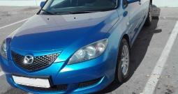 Mazda 3 (1.4 TE), 2004. g., odlično stanje, očuvana