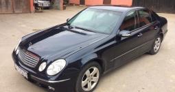 Mercedes-Benz E 270 CDI automatik, registriran god. dana