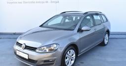 Volkswagen Golf 7 Variant 1.6 TDI,SENZORI,NOSAČI,TEMPOMAT, 2 GODINE GARANCIJE