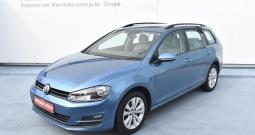 Volkswagen Golf 7 Variant 1.6 TDI COMFORTLINE,SENZORI,TEMPOMAT, 2 GODINE GARA...