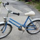 Odličan dječji bicikl, vintage Baronia