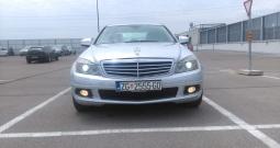 Mercedes Benz C-klasa 200 cdi, 117tkm, servisna