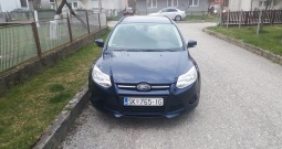 Ford Focus 1.6 eco netic, 2013. g., reg. 03/20., bez ulaganja