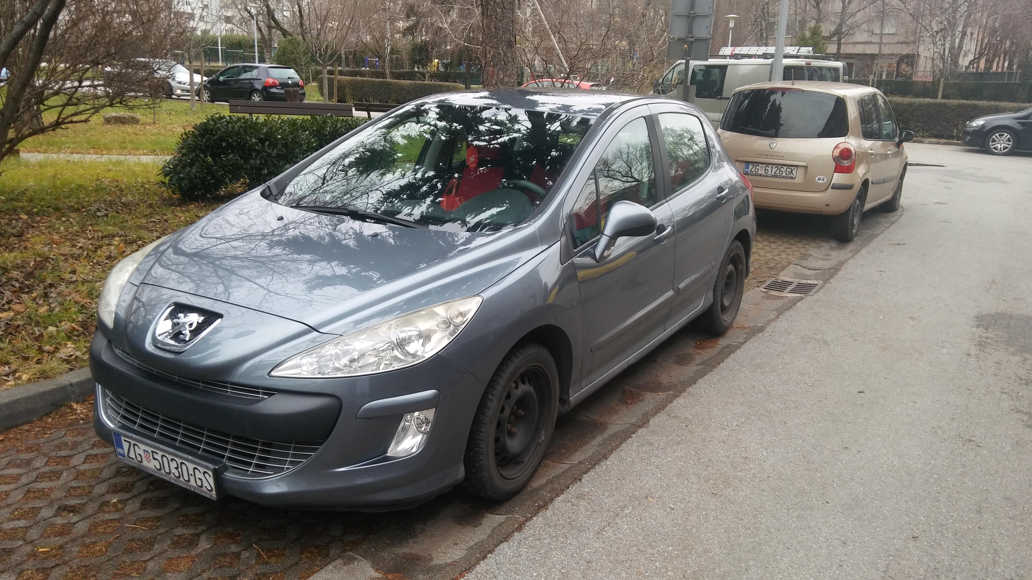 Peugeot 308 1.4 vti