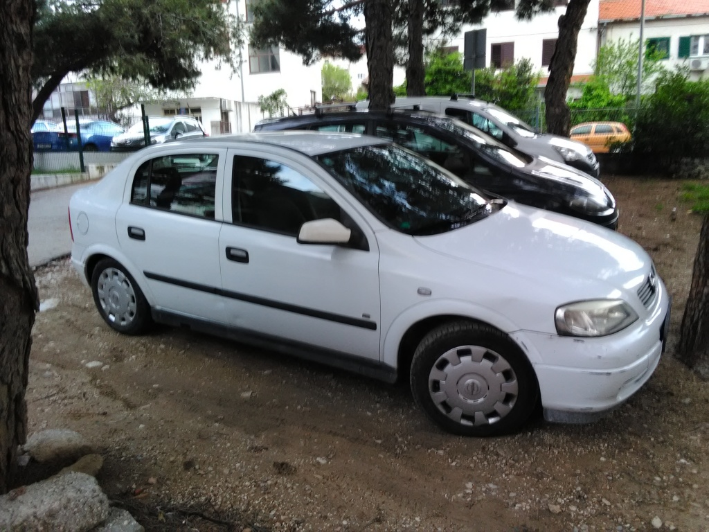 Opel Astra classic 1.4