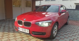 BMW 116d Sport Line / Nije uvoz / Registriran do