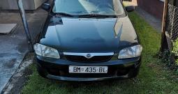 Mazda 323 1.3 16v, prvi vlasnik