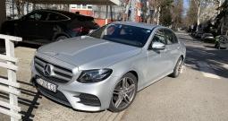 Mercedes-Benz E-klasa, 220D Silver Metallic