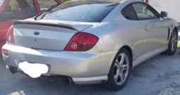 Hyundai coupe 2.7 v6 plin