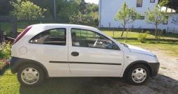 Opel Corsa 1.0, bijela, 2001. godište