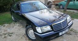Mercedes-Benz S-klasa, novi plin