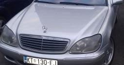 Mercedes-Benz S-klasa