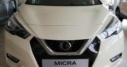 NOVA Nissan MICRA 0,9 Acenta FL  - ****NOVO**