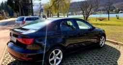 Audi A3 1.6 tdi limuzina, sedan, S-tronic, led, xenon, navi, s-line felge