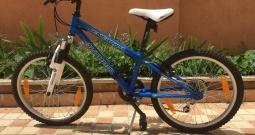 """Dječji bicikl Author Energy SX 20"""", plavo-bijeli, u odličnom stanju"""