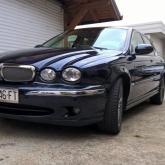 Jaguar type 22 tdci, executive-sport, novi model