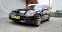 Mercedes C200 CDI (2,2), mod. 08., reg. 6/19., savršeno uščuvan, može kredit