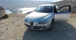 Alfa Romeo 147 1.9 jtdm, 88 kw, 2007. g.