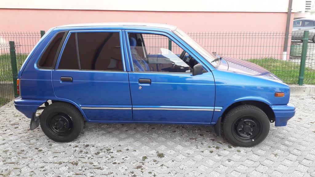 Suzuki Maruti 800, vlasnik