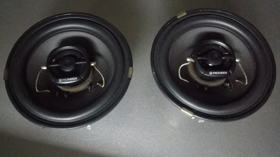 Pioneer zvučnici 10