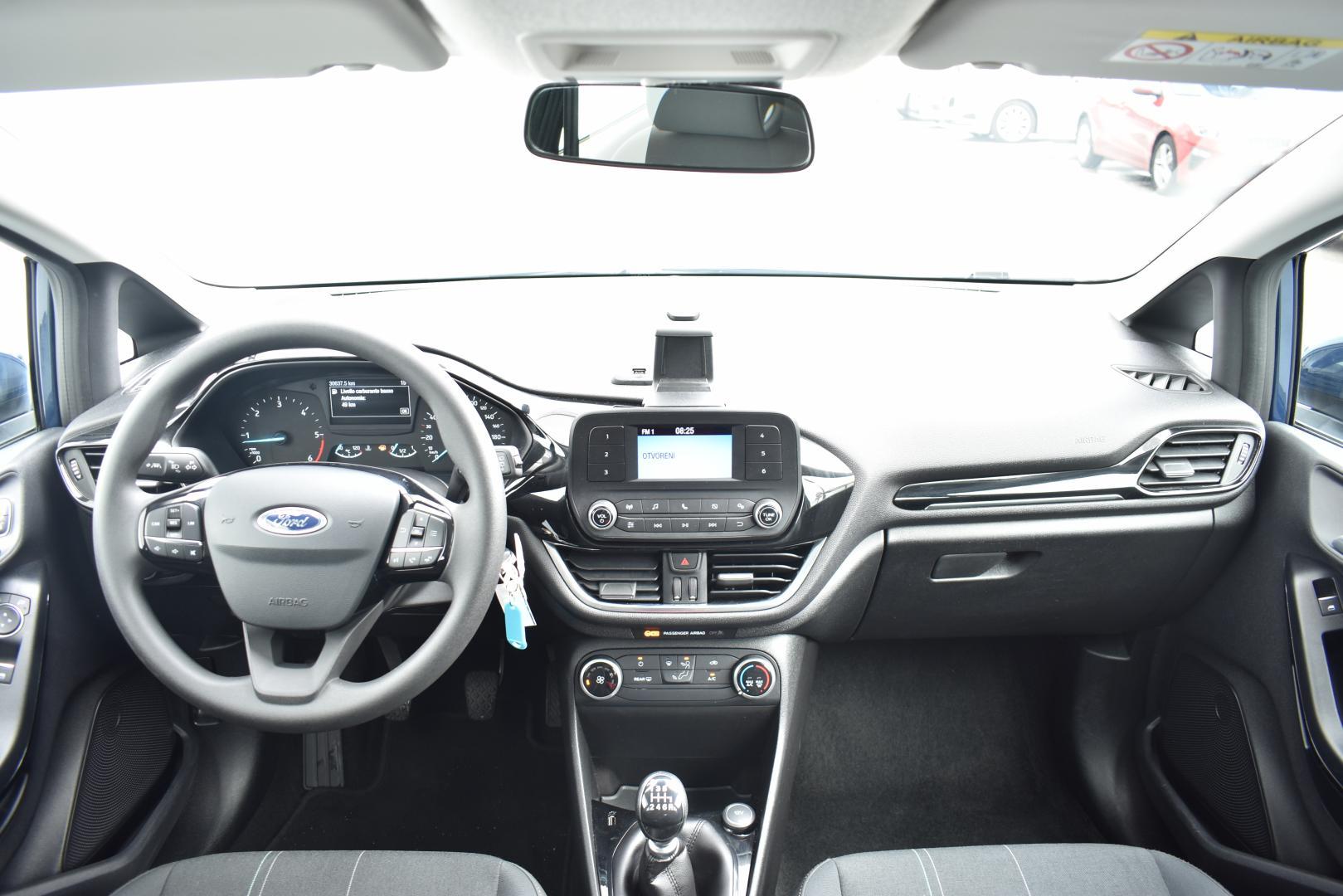 Ford Fiesta 1.5 TDCI, TEMP, BLUETOOTH, 2 GODINE GARANCIJE