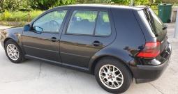 VW Golf 4. 1.9 TDI, prvi vlasnik