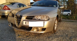 Alfa Romeo 156SW redizajn, 1.9 JTD