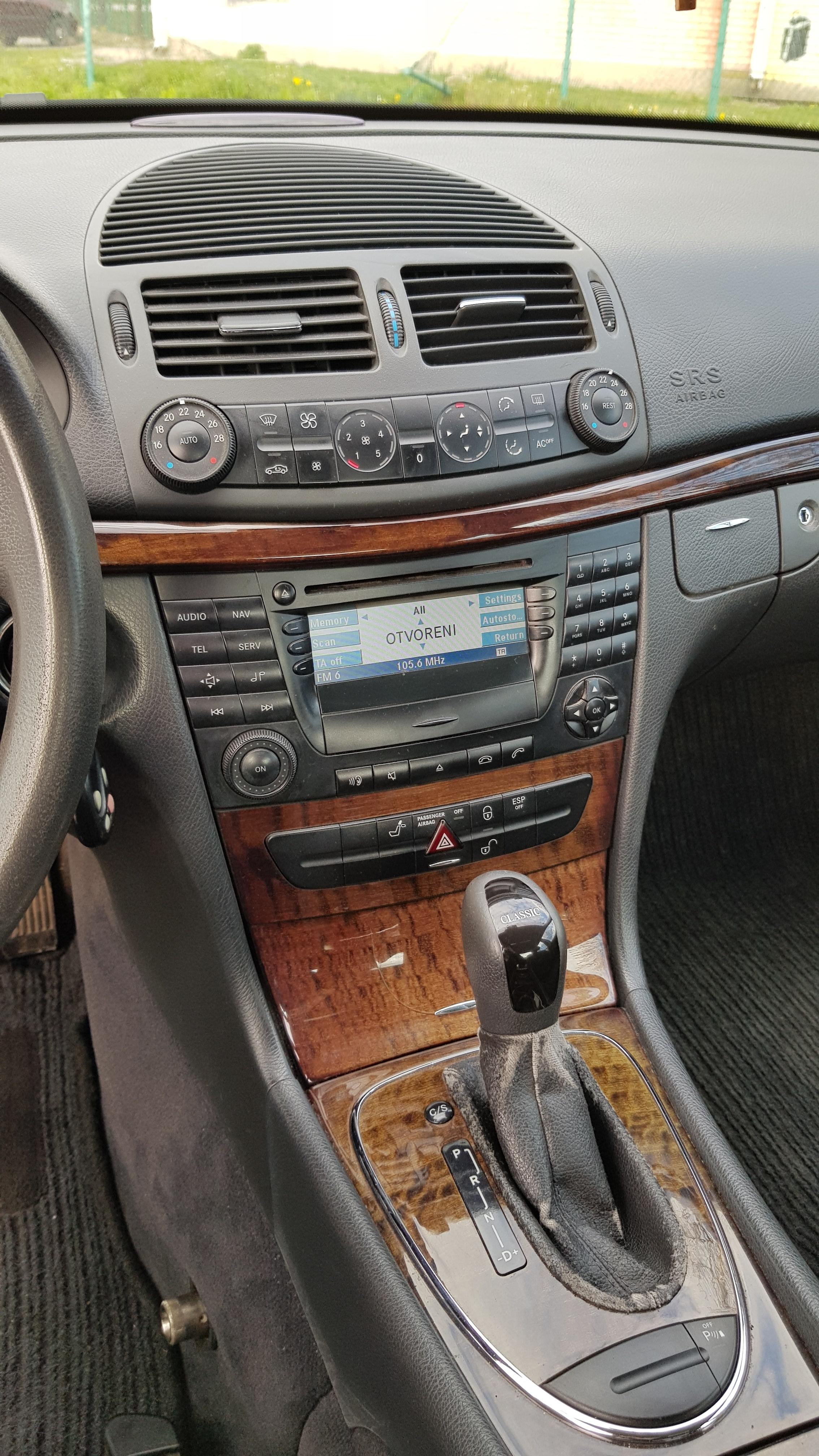 Mercedes-Benz E-klasa 270 CDI, automatic, reg. 12/2019. g.