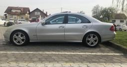 Mercedes-Benz E-klasa, kompressor, avantgarde, 1. vl., reg. do 01/20.