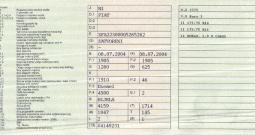 Fiat Doblo 1.9 D, 2004.g.