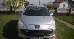 Peugeot 307, 1.6, 2007. g.