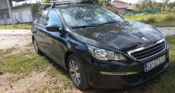 Peugeot 308 sw, 1.6 hdi, 120 ks