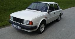 Škoda 120, 1989. g.