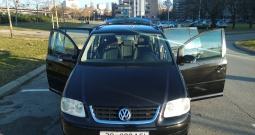 VW Touran 1.9 TDI, 2003. g.