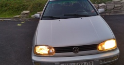 VW Golf III 1.9 TDI - registriran do 01/2020. g.
