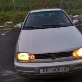 VW Golf III 1.9 TDI - registriran do 01/2020. g.