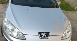 Peugeot 407 2.0 HDi 16V Sport