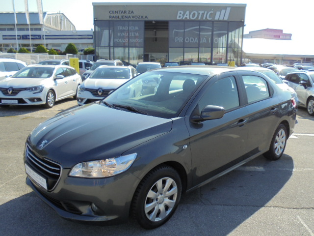 Peugeot 301 1,6 HDi Active